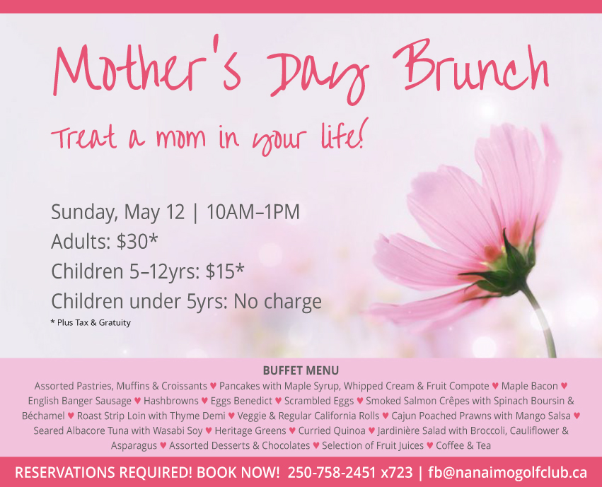 Mother's Day Brunch at NGC