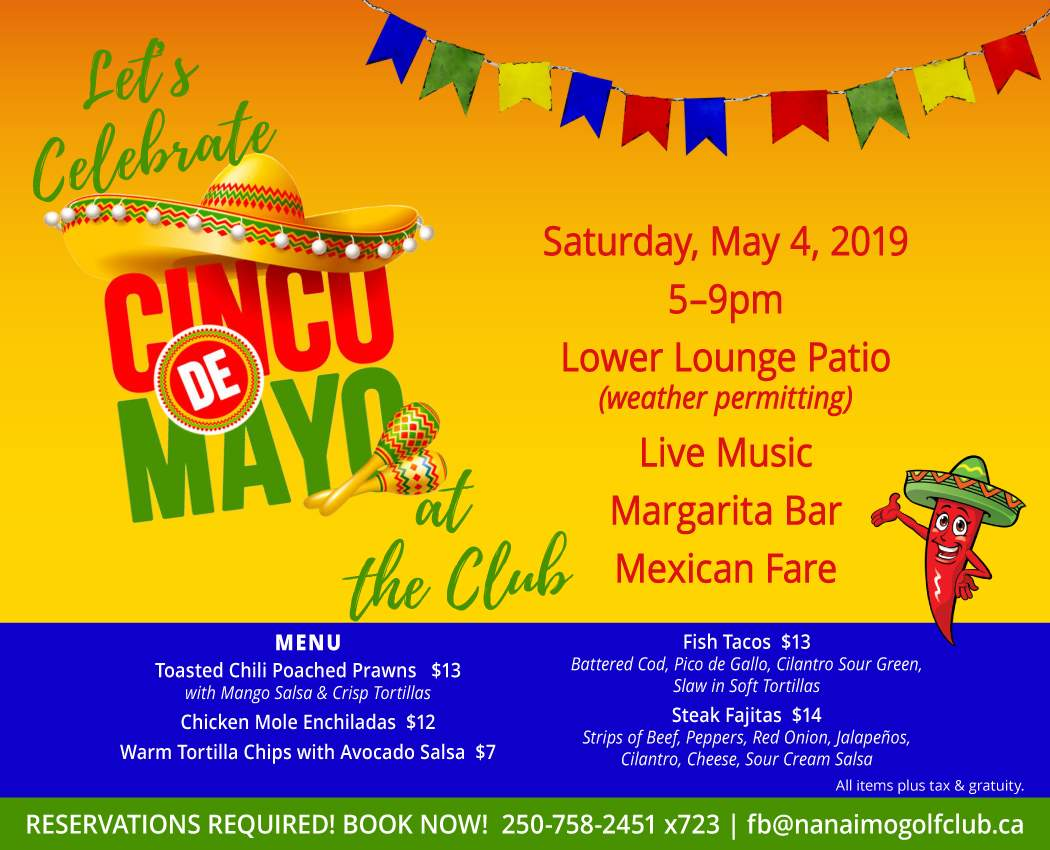 Cinco de Mayo Celebration at NGC