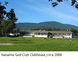 Nanaimo Golf Club Clubhouse, 2000